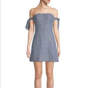 ASTR the label Off The Shoulder Dress